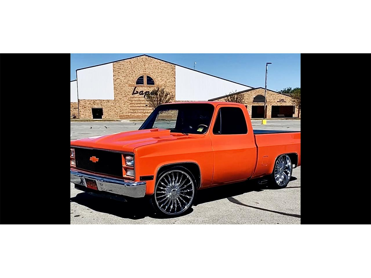 1983 Chevrolet C10 (CC-1391831) for sale in Lapel, Indiana
