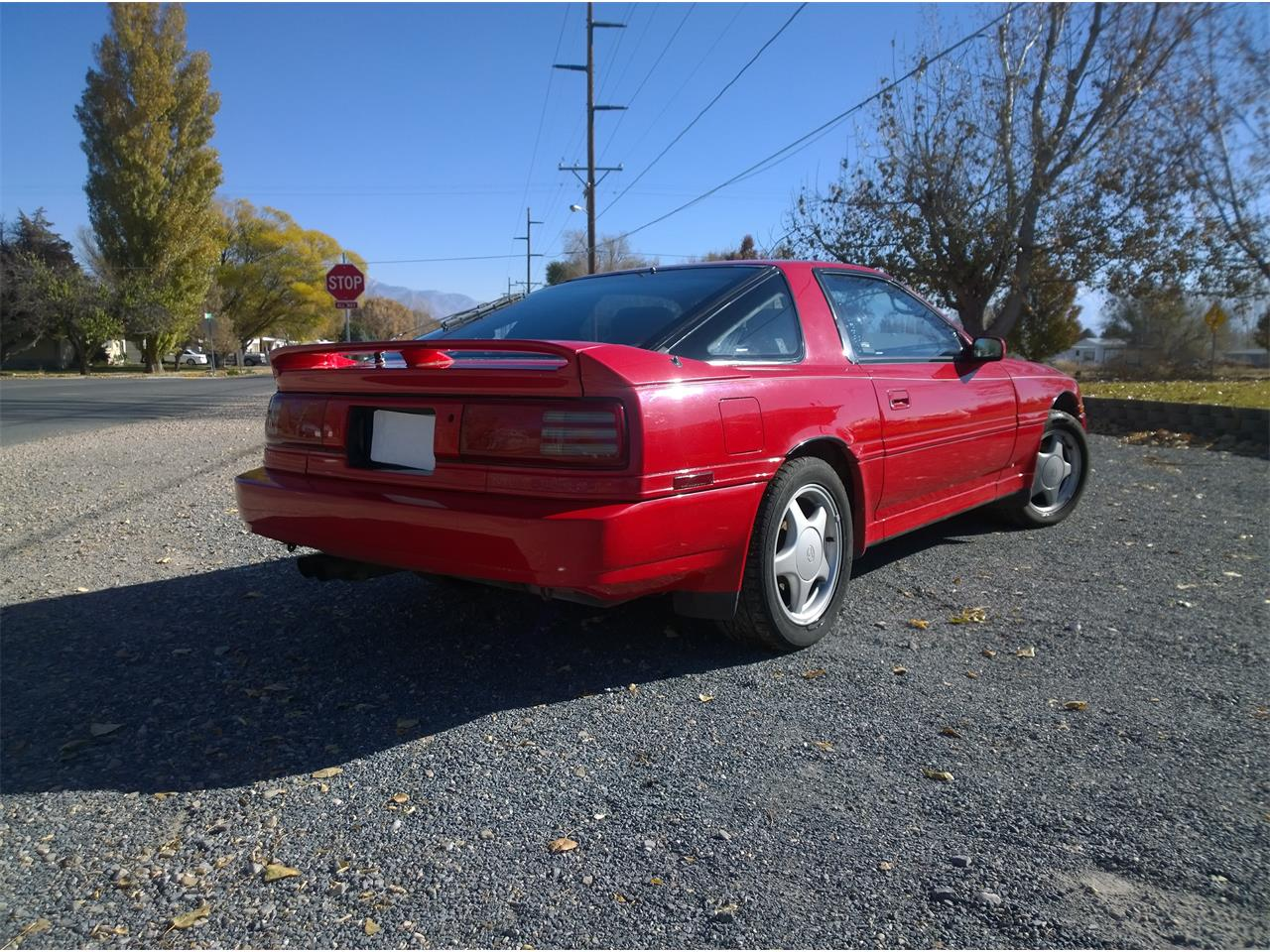 1991 Toyota Supra (CC-1391835) for sale in Grantsville, Utah