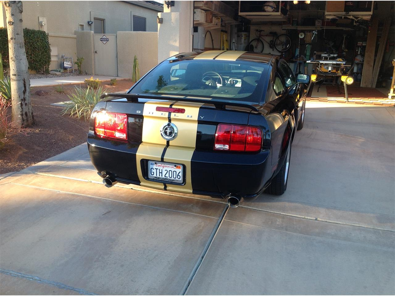 2006 Ford Mustang Shelby GT (CC-1391842) for sale in Palm Desert, California