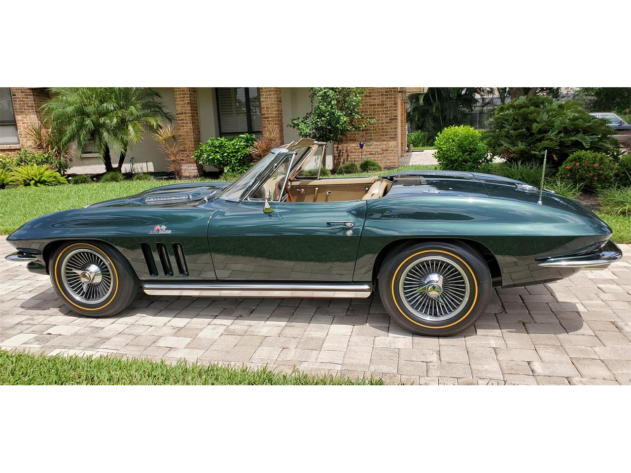 1965 Chevrolet Corvette (CC-1391845) for sale in FT. MYERS, Florida