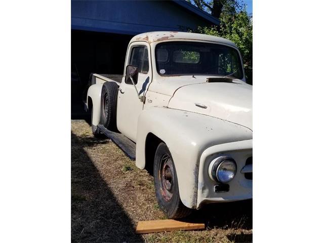 1953 International 1/2 Ton Pickup (CC-1391851) for sale in Lincoln, California