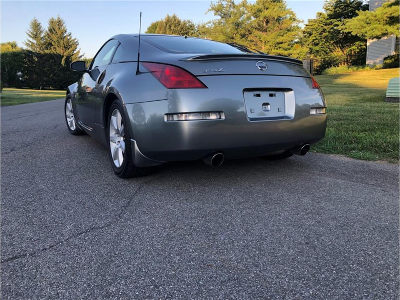2004 Nissan 350Z (CC-1390186) for sale in Saratoga Springs, New York