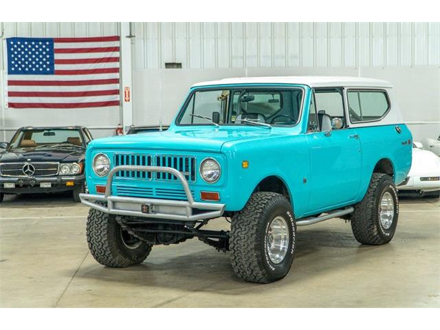 1973 International Scout (CC-1391861) for sale in Kentwood, Michigan
