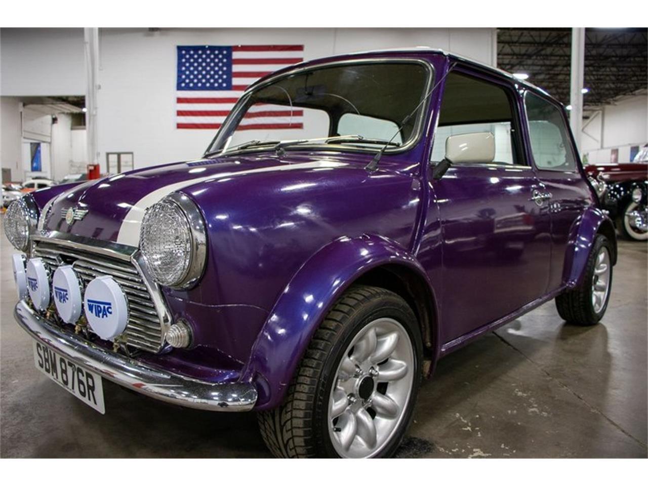 1977 Austin Mini (CC-1391862) for sale in Kentwood, Michigan