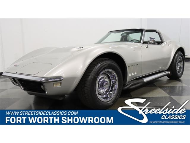 1968 Chevrolet Corvette (CC-1391872) for sale in Ft Worth, Texas