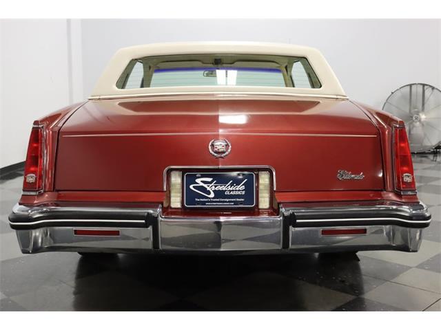 1982 Cadillac Eldorado (CC-1391878) for sale in Ft Worth, Texas