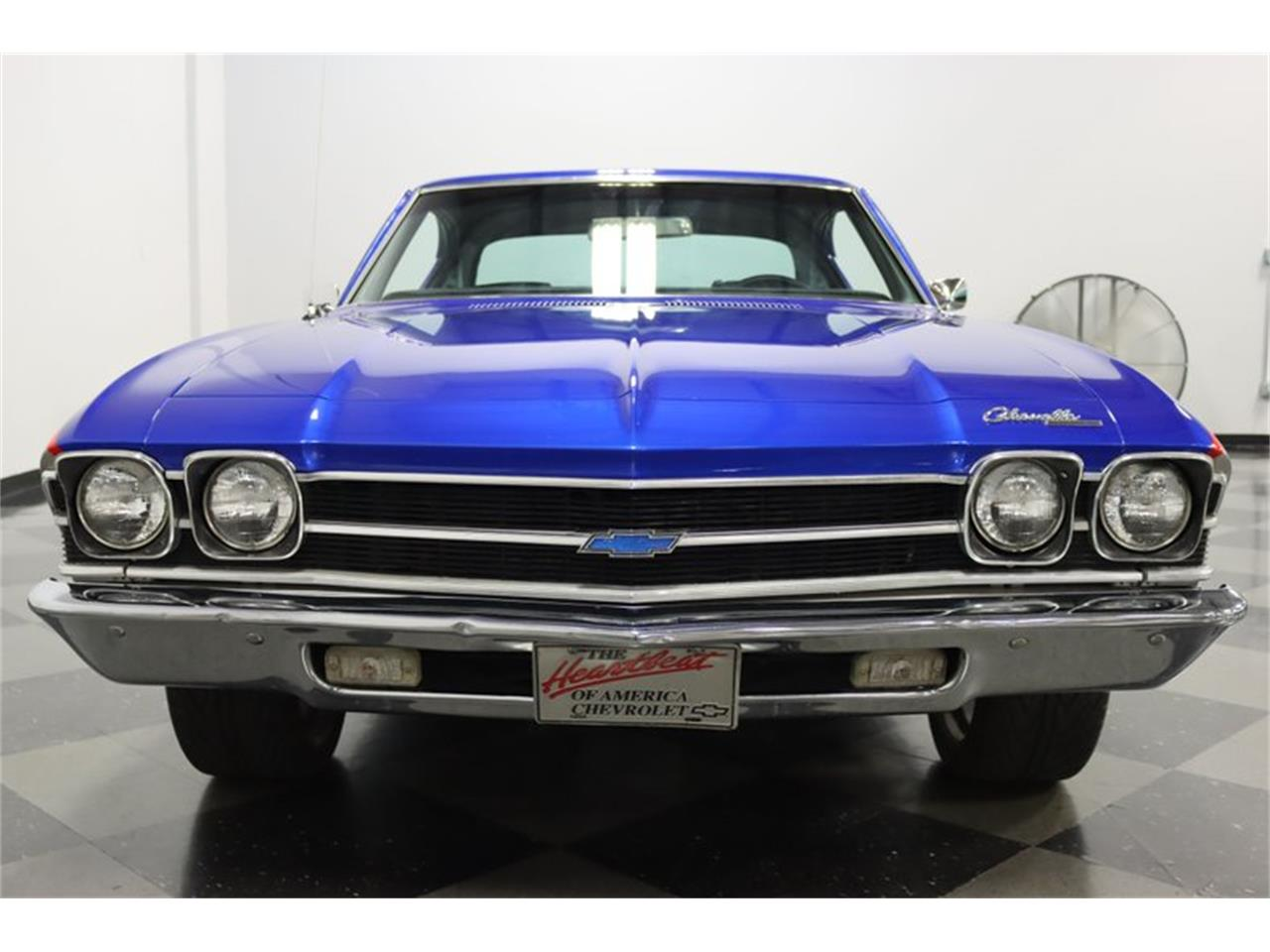 1969 Chevrolet Chevelle (CC-1391881) for sale in Ft Worth, Texas
