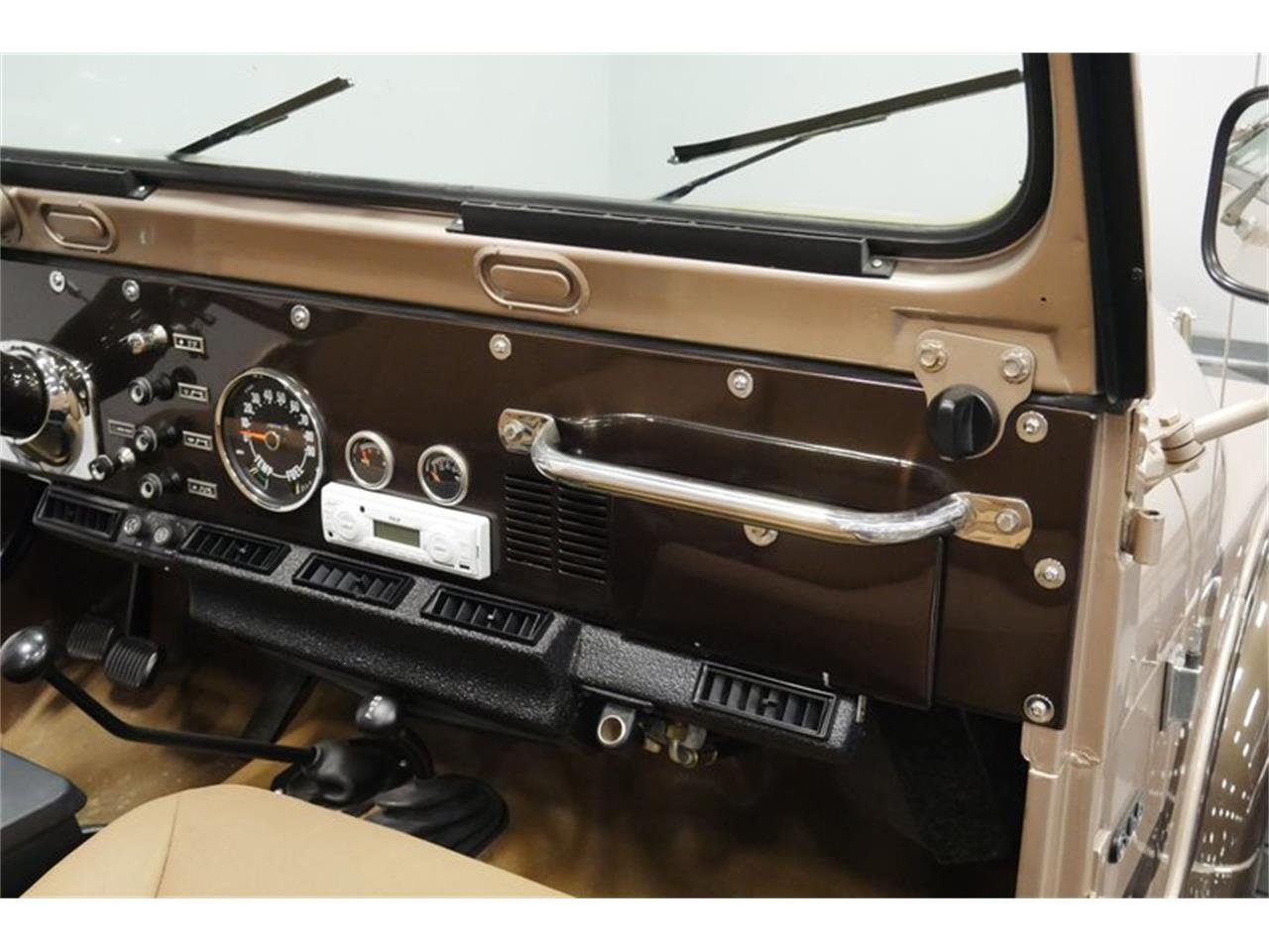 1976 Jeep CJ5 (CC-1391882) for sale in Lavergne, Tennessee