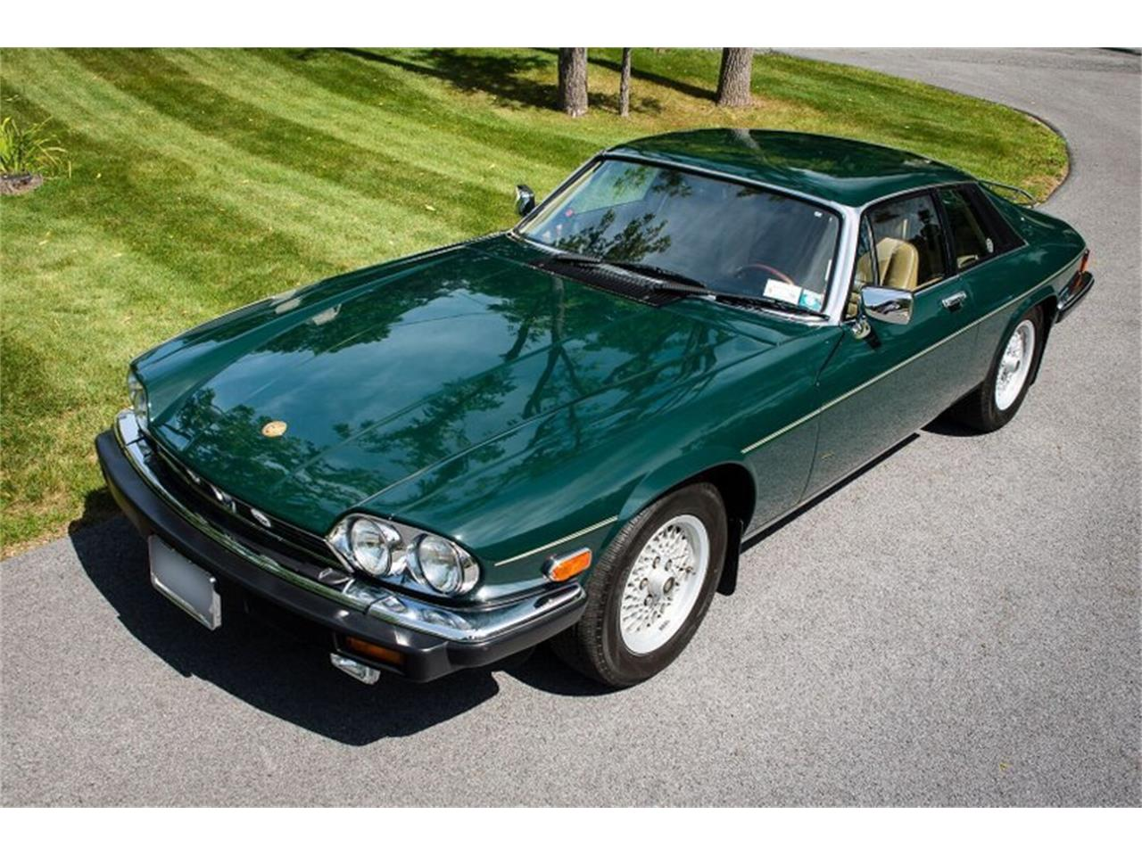 1989 Jaguar XJS (CC-1390189) for sale in Saratoga Springs, New York