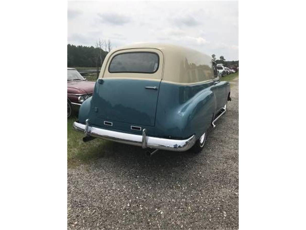 1951 Chevrolet Sedan (CC-1391891) for sale in Cadillac, Michigan
