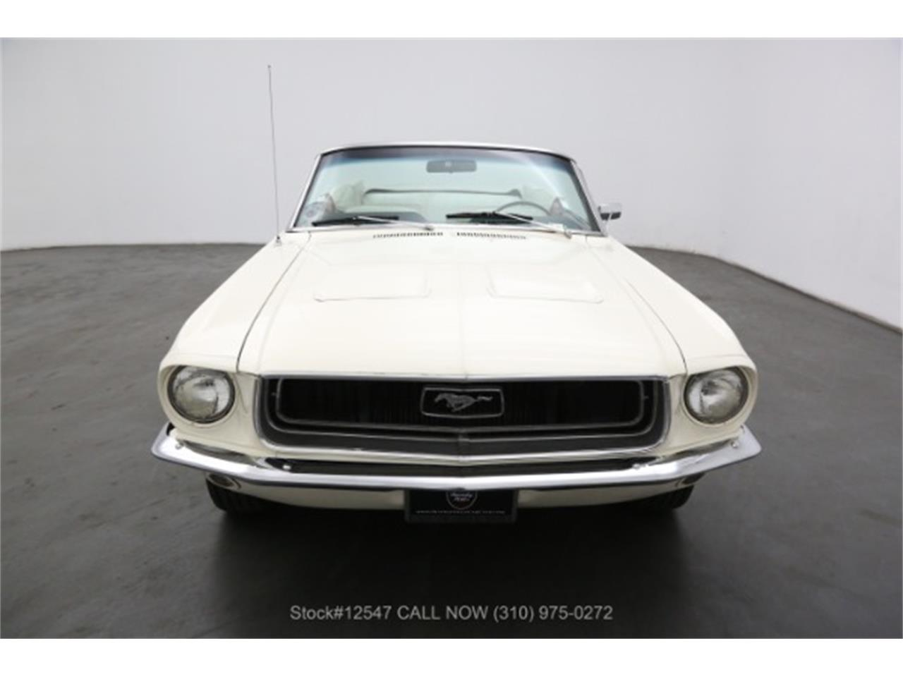 1967 Ford Mustang (CC-1391895) for sale in Beverly Hills, California