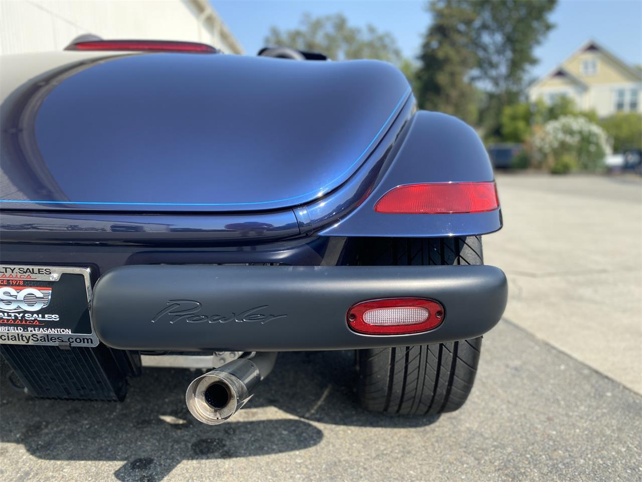 2001 Chrysler Prowler (CC-1391897) for sale in Fairfield, California