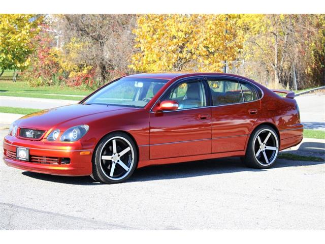 1998 Lexus GS400 (CC-1390190) for sale in Hilton, New York