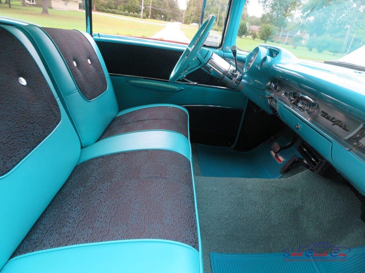 1957 Chevrolet Bel Air (CC-1391910) for sale in Hiram, Georgia