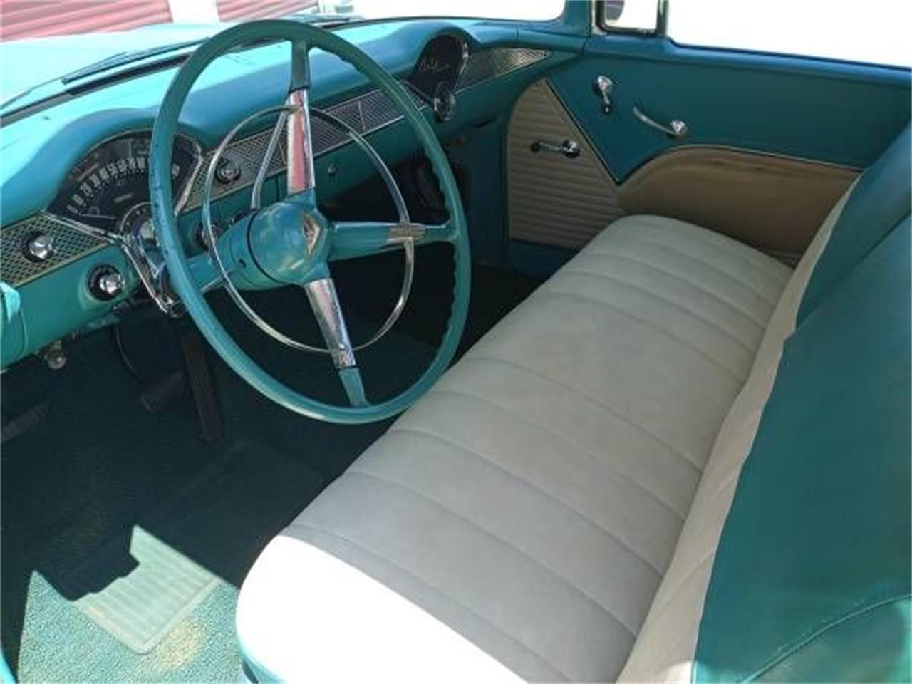 1955 Chevrolet Bel Air (CC-1391913) for sale in Cadillac, Michigan