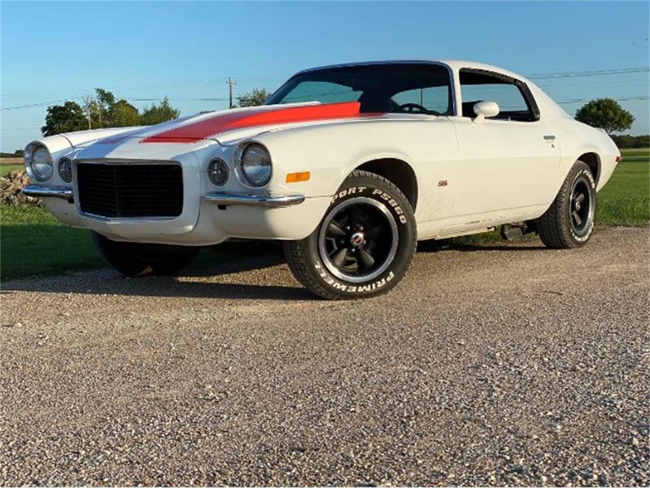 1973 Chevrolet Camaro (CC-1391926) for sale in Cadillac, Michigan