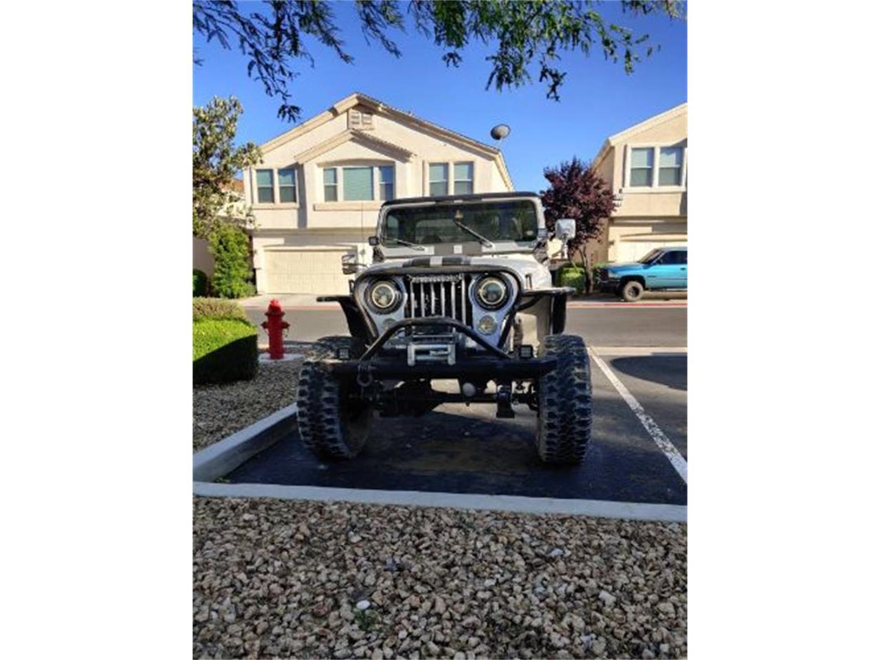 1981 Jeep CJ (CC-1391933) for sale in Cadillac, Michigan