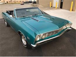 1967 Chevrolet Chevelle (CC-1391934) for sale in Cadillac, Michigan