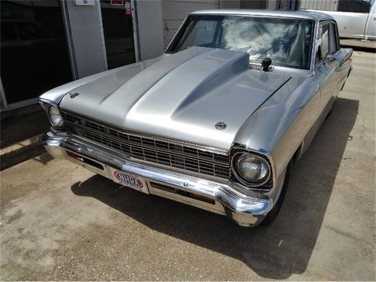 1967 Chevrolet Chevy II (CC-1391941) for sale in Cadillac, Michigan