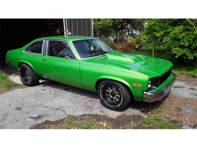 1977 Chevrolet Nova (CC-1391942) for sale in Cadillac, Michigan