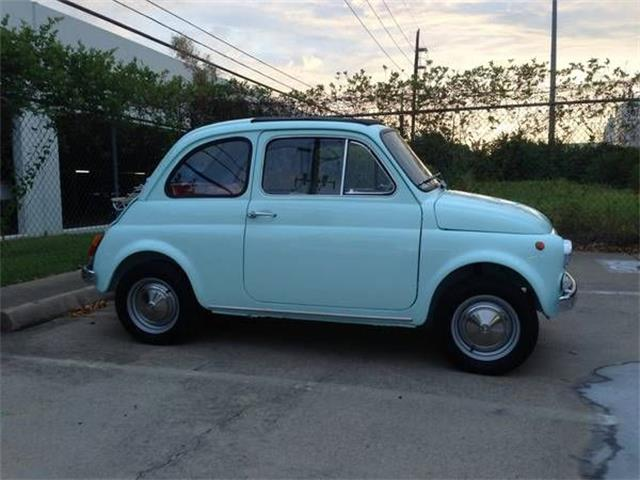 1967 Fiat 500L (CC-1391949) for sale in Cadillac, Michigan