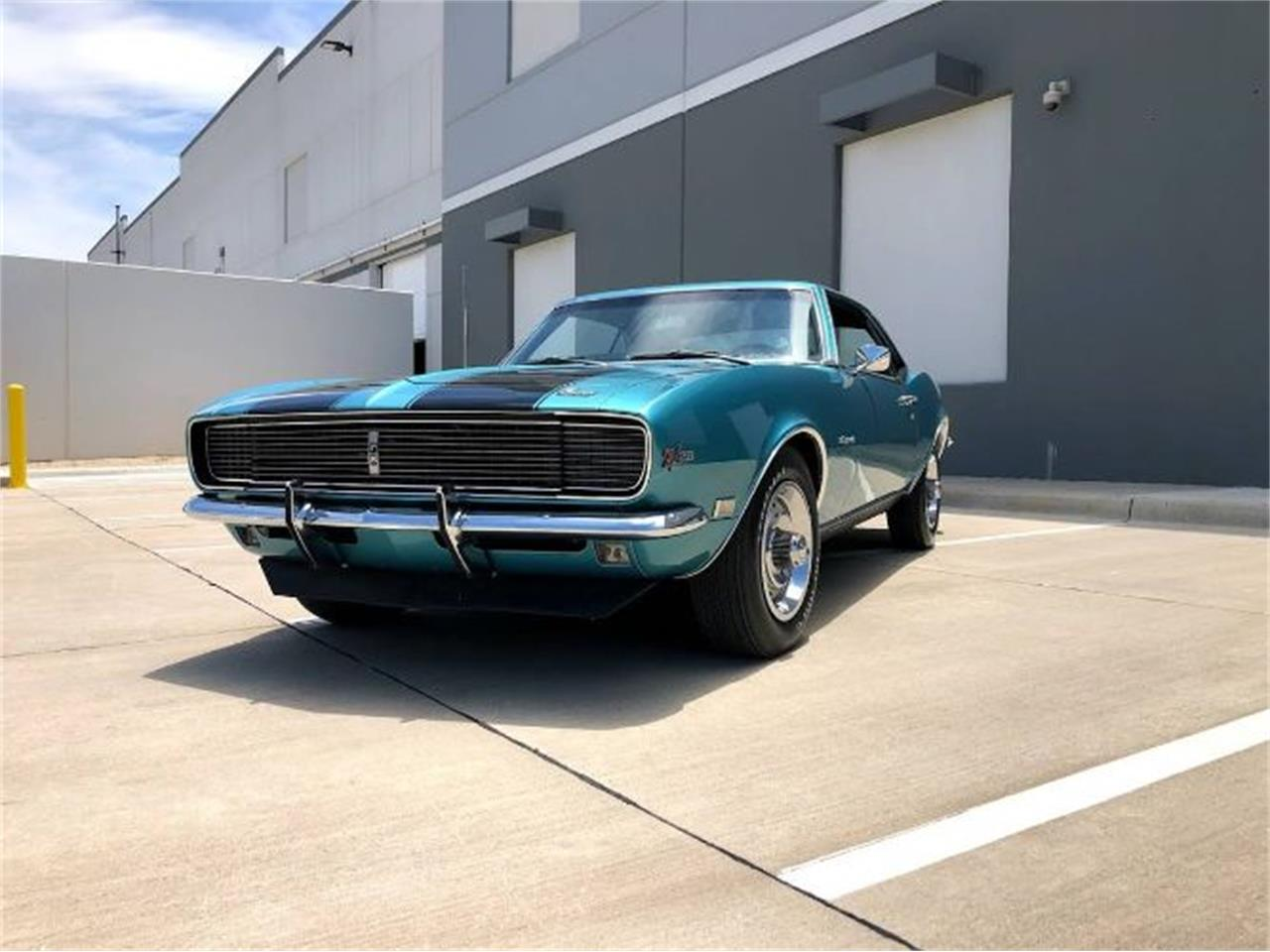 1968 Chevrolet Camaro (CC-1391950) for sale in Cadillac, Michigan