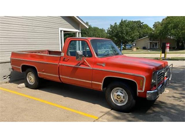 1976 Chevrolet C20 (CC-1391956) for sale in Cadillac, Michigan