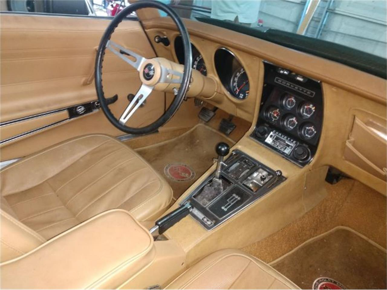 1974 Chevrolet Corvette (CC-1391958) for sale in Cadillac, Michigan