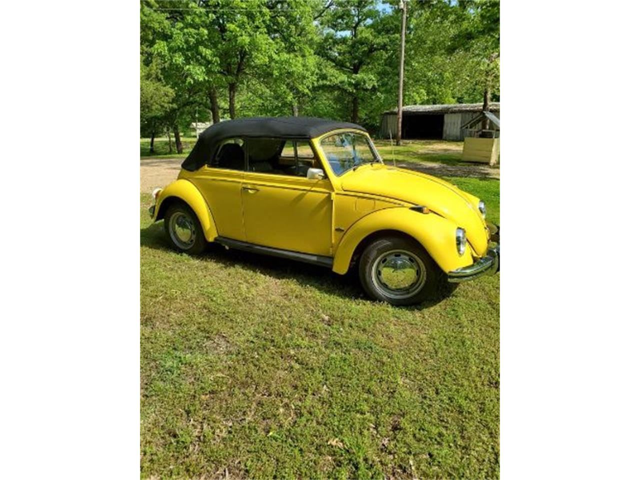 1969 Volkswagen Beetle (CC-1391964) for sale in Cadillac, Michigan