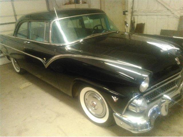 1955 Ford Sedan (CC-1391966) for sale in Cadillac, Michigan