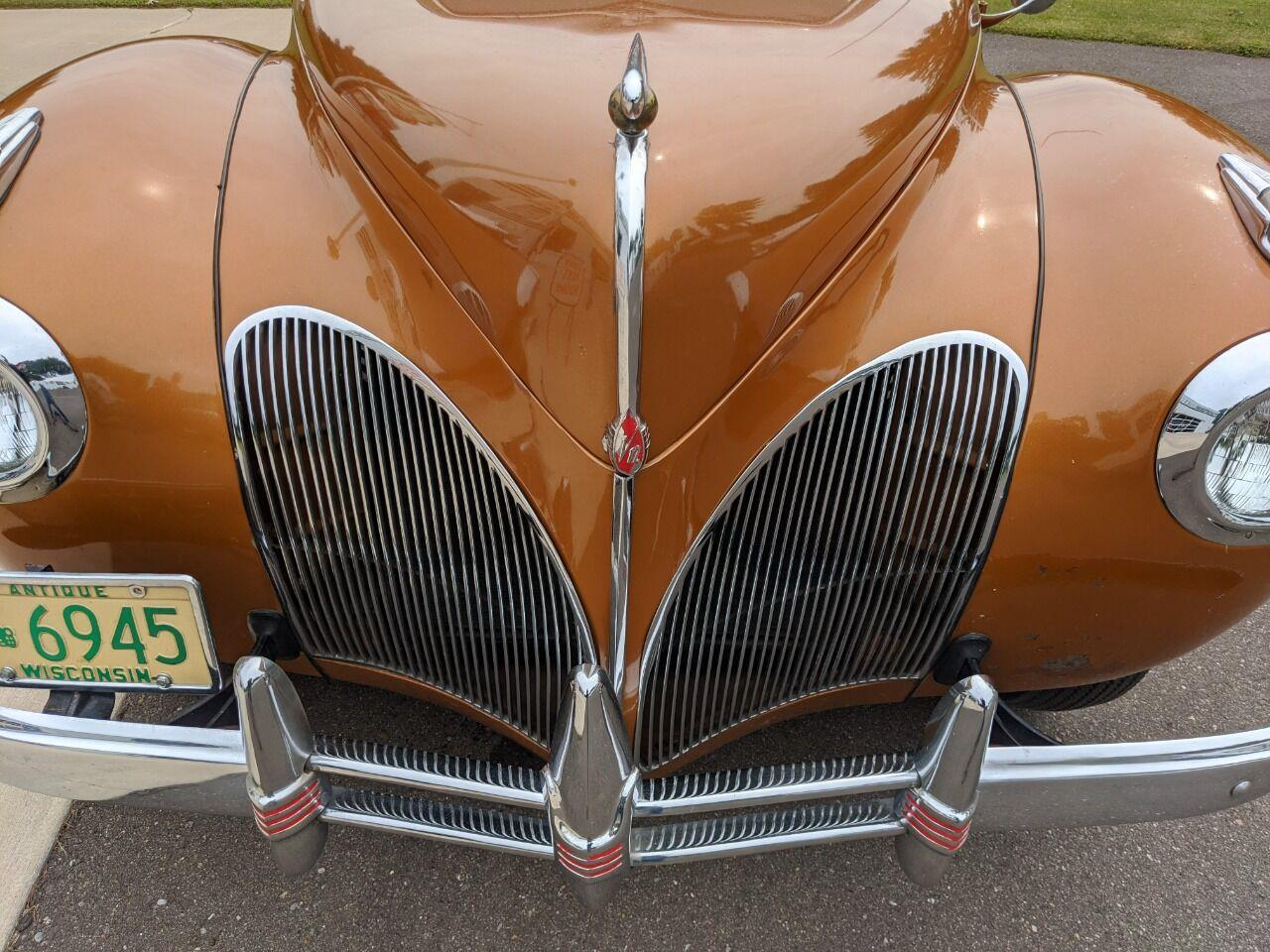 1941 Lincoln Continental (CC-1391972) for sale in Stanley, Wisconsin
