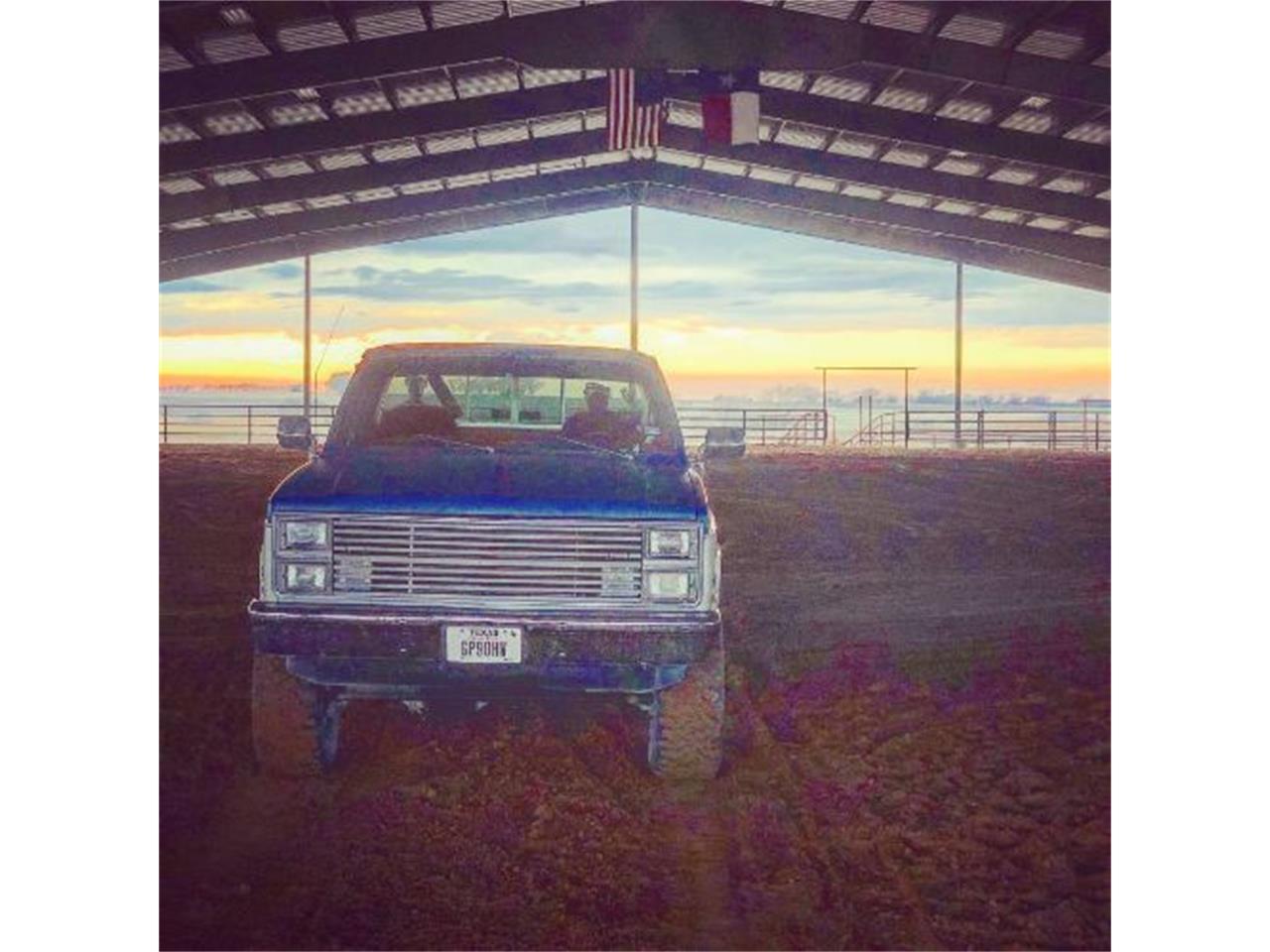 1981 Chevrolet Silverado (CC-1391975) for sale in Cadillac, Michigan