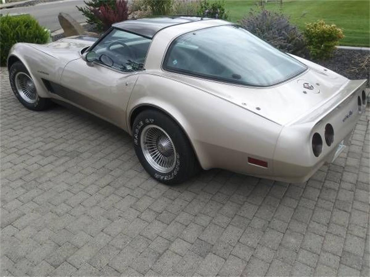 1982 Chevrolet Corvette (CC-1391977) for sale in Cadillac, Michigan