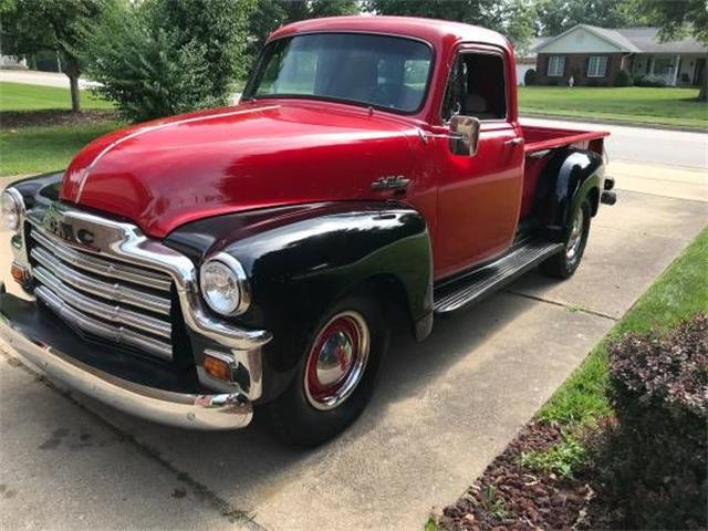 1954 GMC 100 (CC-1391983) for sale in Cadillac, Michigan