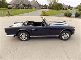 1967 Triumph TR4 (CC-1391984) for sale in Cadillac, Michigan