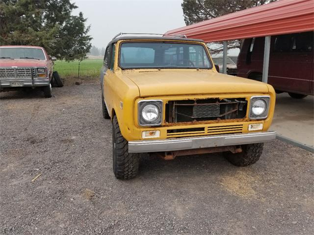 1979 International Scout II (CC-1391985) for sale in Redmond, Oregon