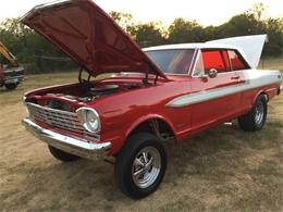 1962 Chevrolet Nova (CC-1391986) for sale in Cadillac, Michigan