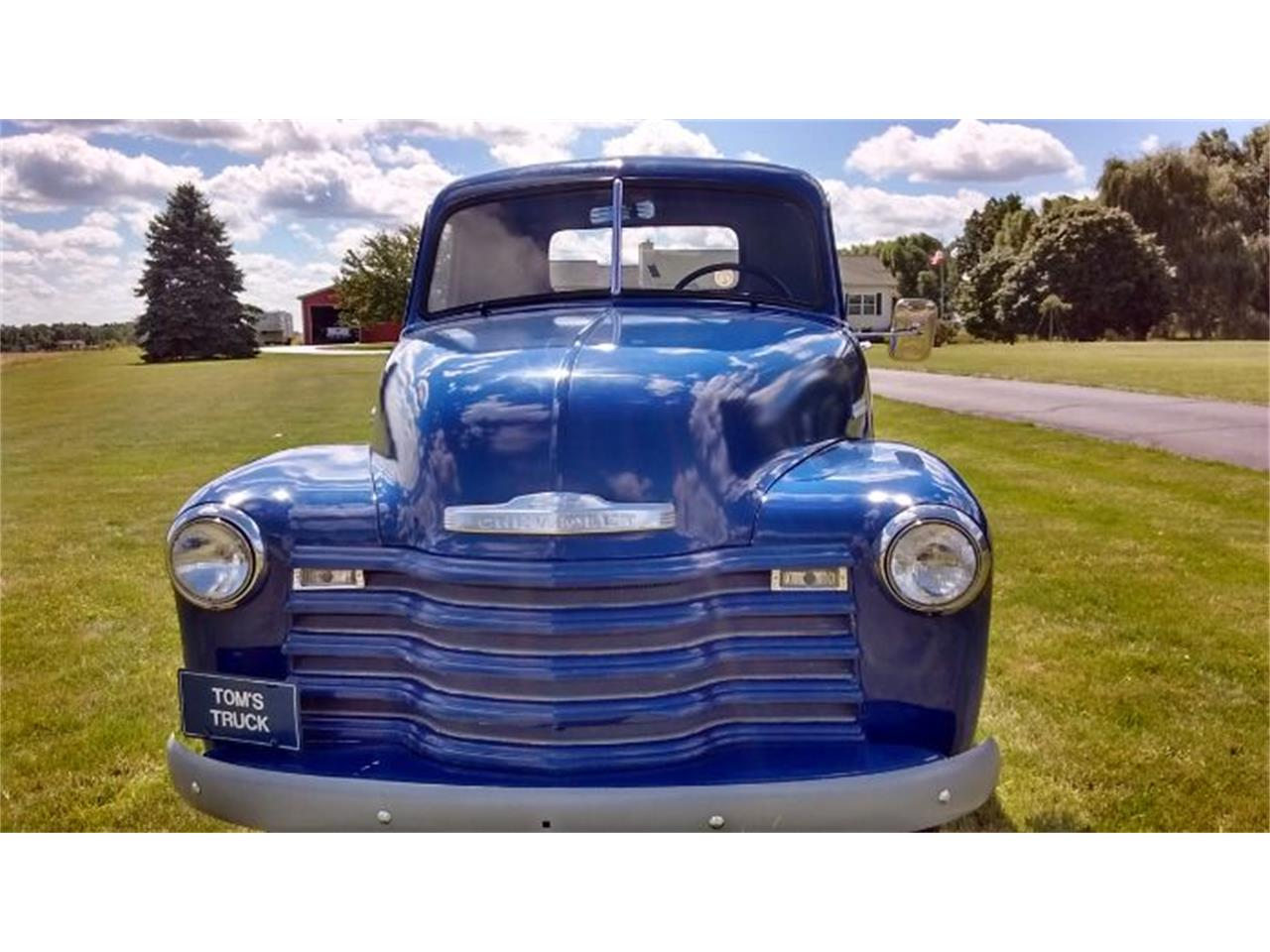 1952 Chevrolet Pickup (CC-1390199) for sale in Cadillac, Michigan