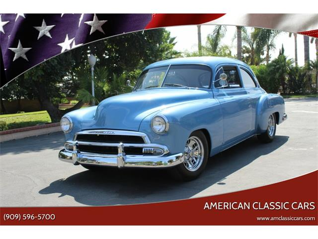 1951 Chevrolet Styleline (CC-1391992) for sale in La Verne, California
