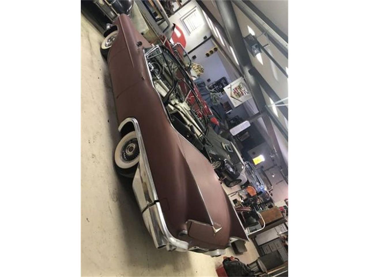 1957 Cadillac Eldorado (CC-1392001) for sale in Cadillac, Michigan