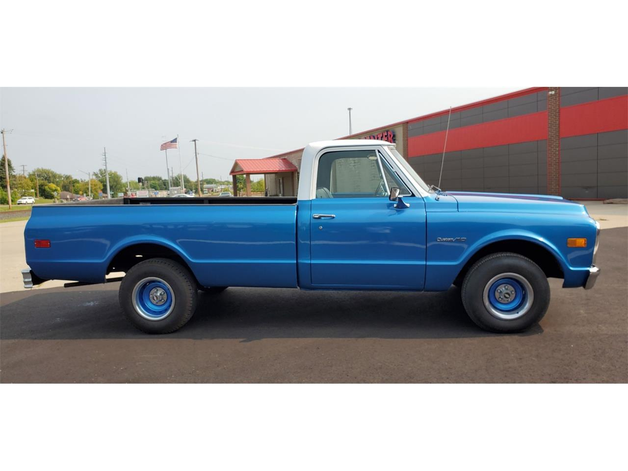 1969 Chevrolet C10 (CC-1392002) for sale in Annandale, Minnesota