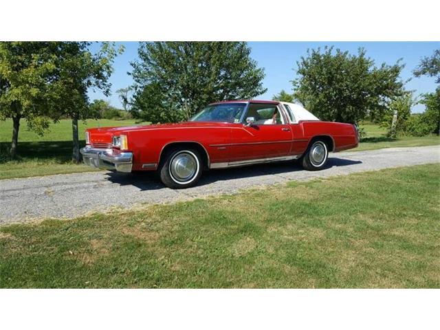1975 Oldsmobile Toronado (CC-1392003) for sale in Cadillac, Michigan