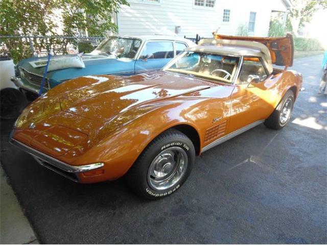 1972 Chevrolet Corvette (CC-1392018) for sale in Cadillac, Michigan