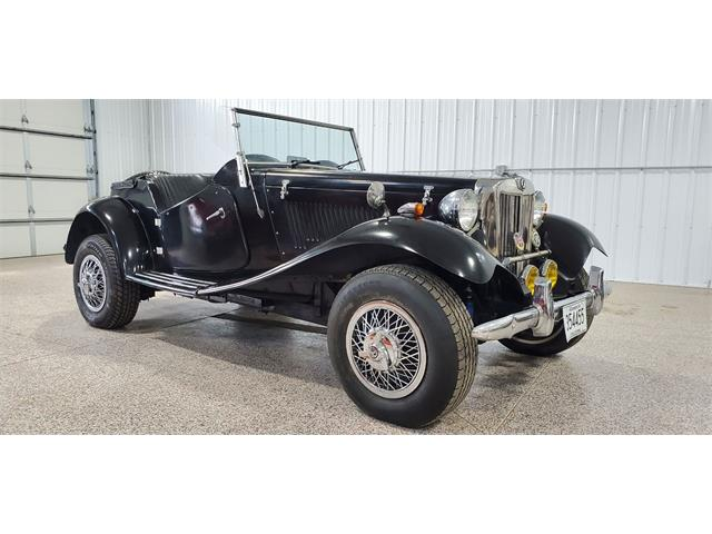 1952 MG TD (CC-1390202) for sale in Annandale, Minnesota