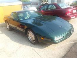 1996 Chevrolet Corvette (CC-1392020) for sale in Cadillac, Michigan