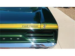 1970 Plymouth Road Runner (CC-1392021) for sale in Cadillac, Michigan
