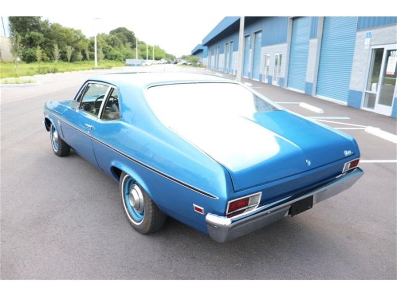 1969 Chevrolet Nova (CC-1392023) for sale in Cadillac, Michigan