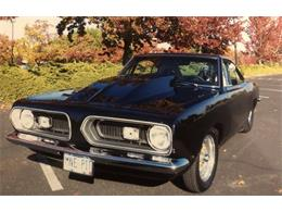 1967 Plymouth Barracuda (CC-1392025) for sale in Cadillac, Michigan