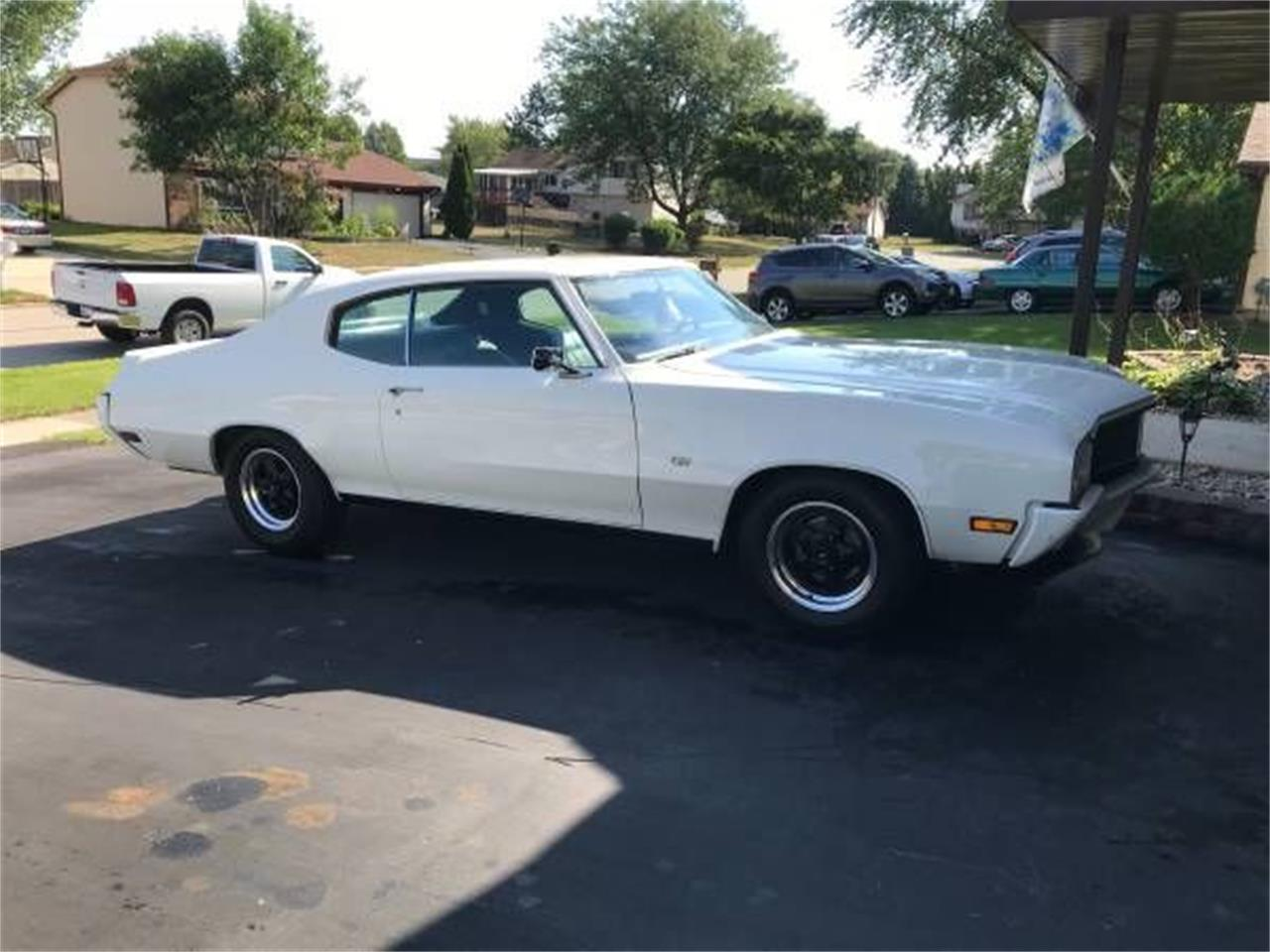 1970 Buick Skylark (CC-1392029) for sale in Cadillac, Michigan