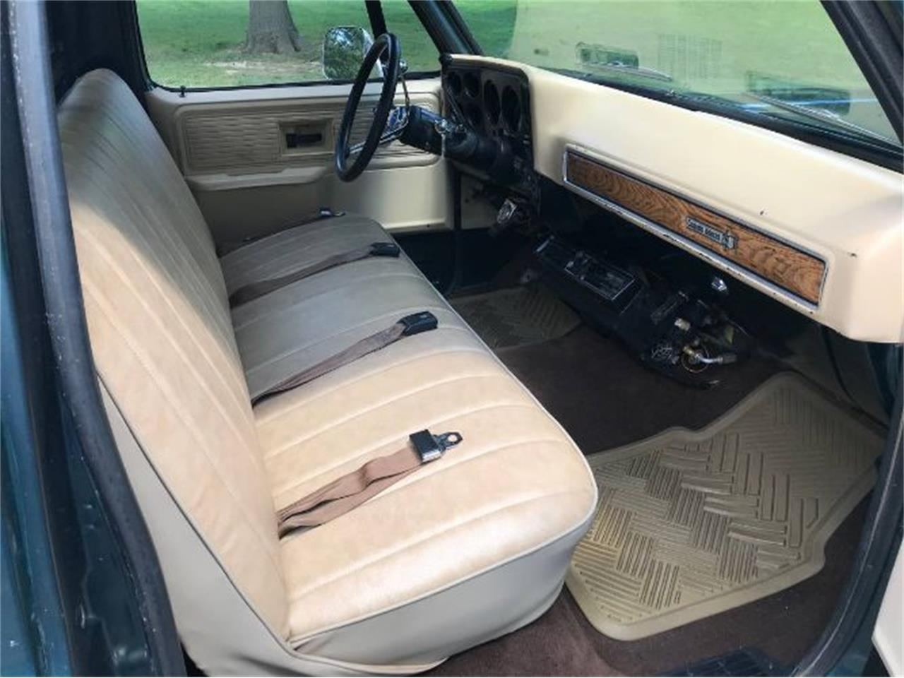 1977 Chevrolet C10 (CC-1392032) for sale in Cadillac, Michigan